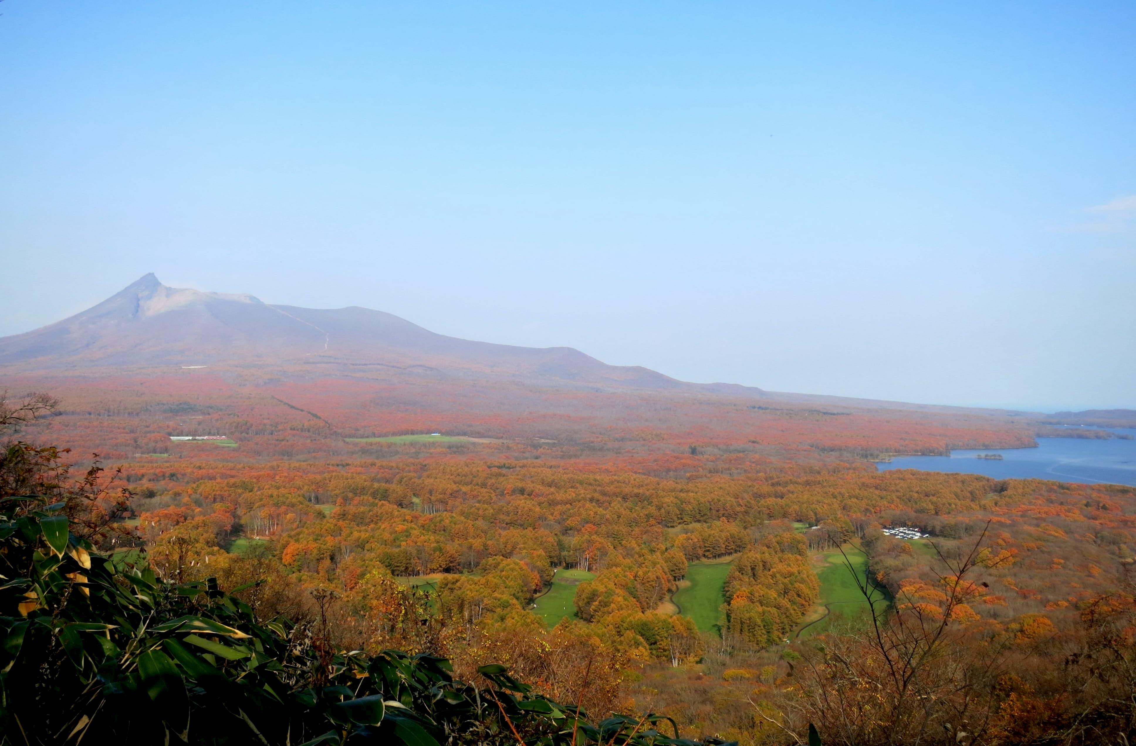 大沼國定公園-紅葉