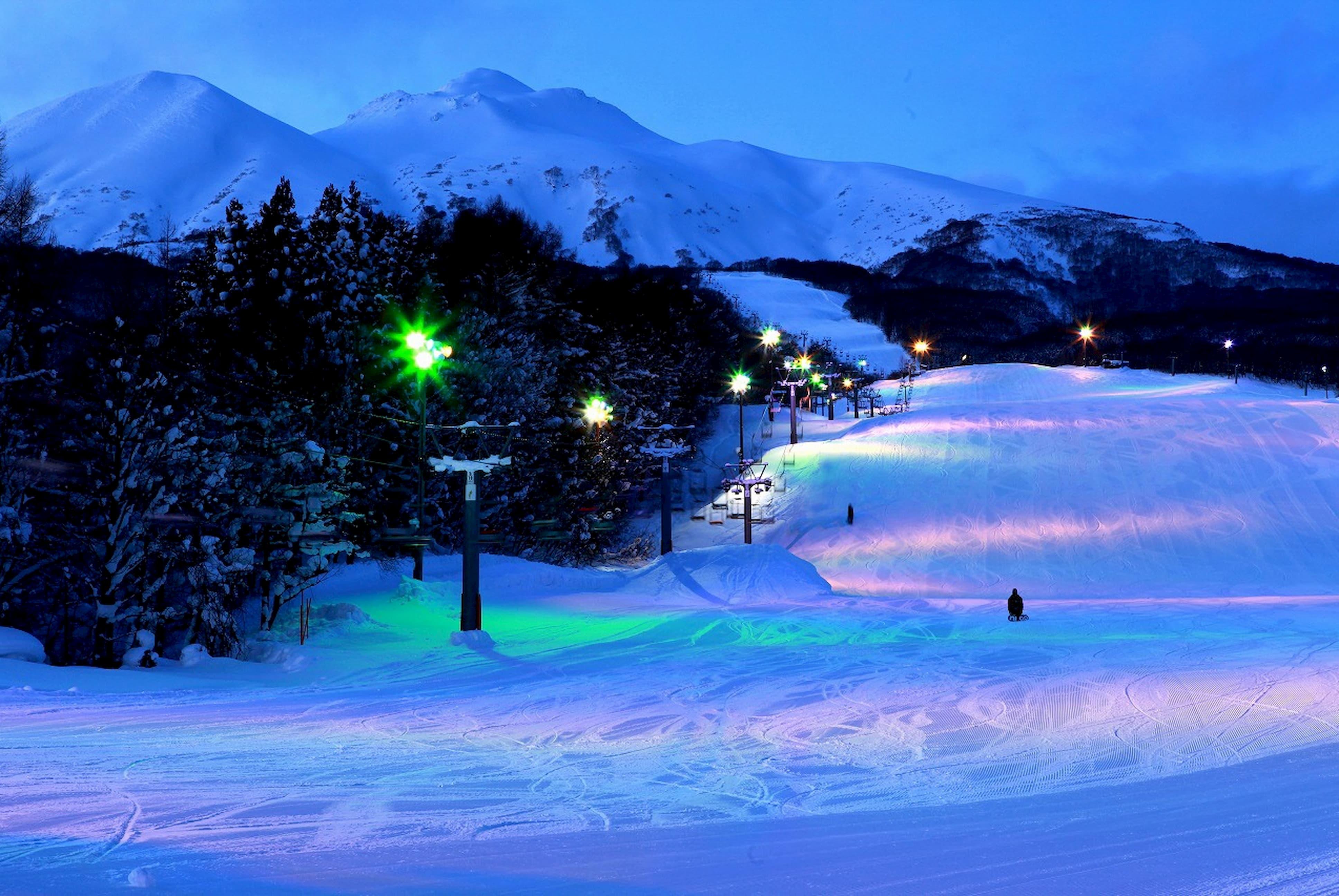 岩木山百澤滑雪場