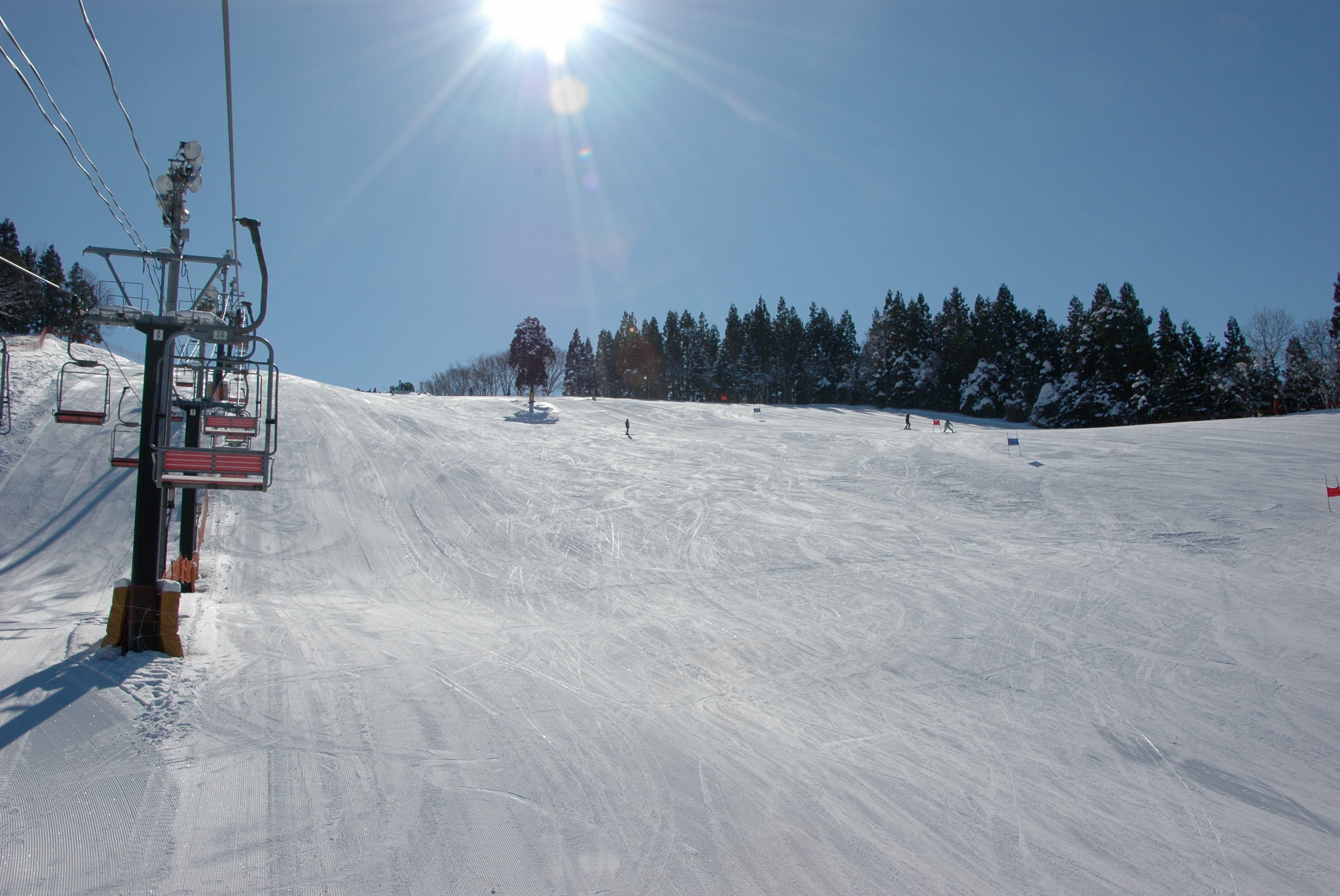 Soma Romantopia滑雪場