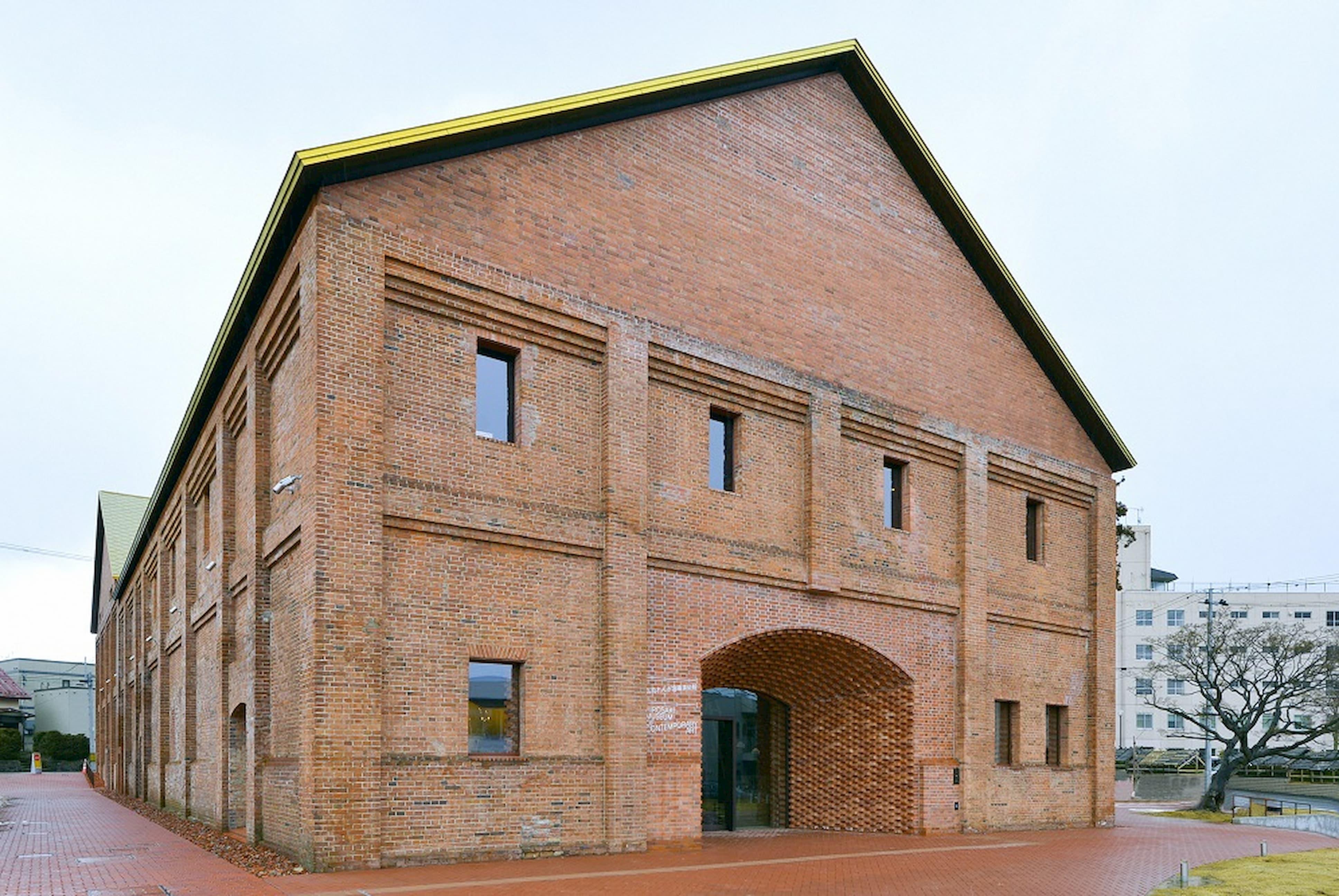 弘前紅磚倉庫美術館